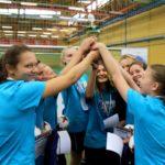 Jubel beim 8. S+P Girls Cup