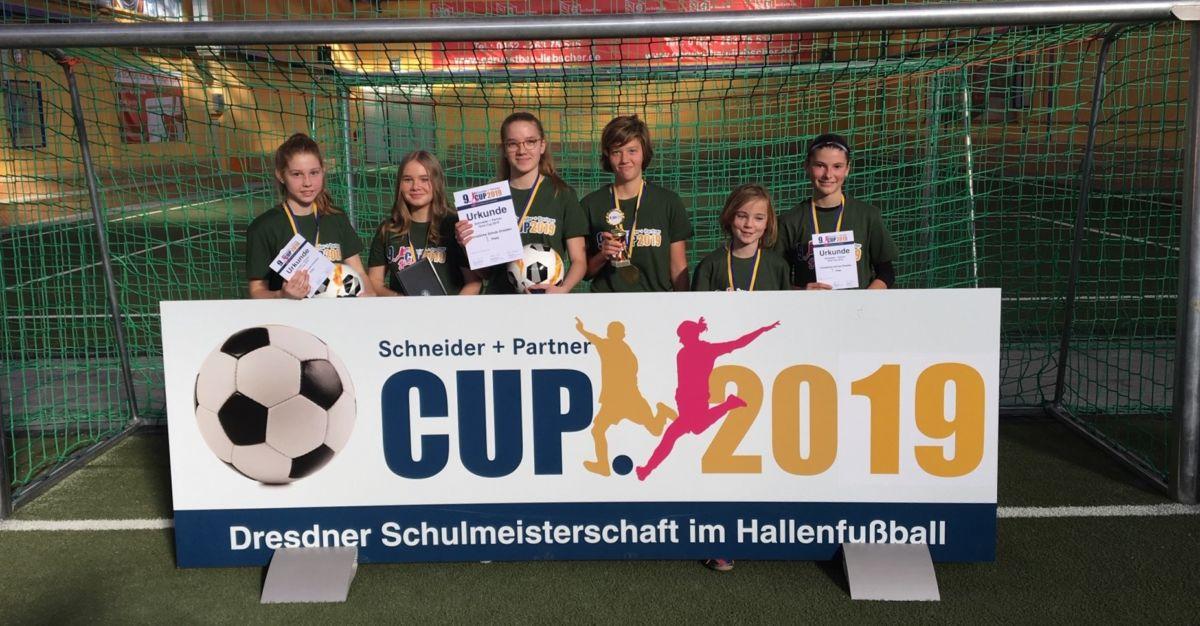 9. Schneider+Partner Girls Cup